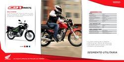 Catálogo Honda Motos en Duran ( Más de un mes )