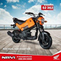 Catálogo Honda Motos ( Vencido)