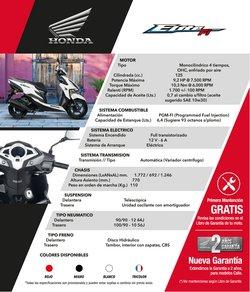 Ofertas de Carros, Motos y Repuestos en el catálogo de Honda Motos ( Más de un mes)