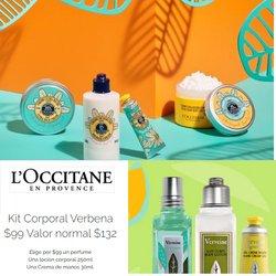 Catálogo L'Occitane ( 10 días más)