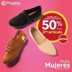 Ofertas de Payless  en el folleto de Machala