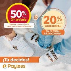Ofertas de Ropa, Zapatos y Complementos en el catálogo de Payless en Riobamba ( 6 días más )