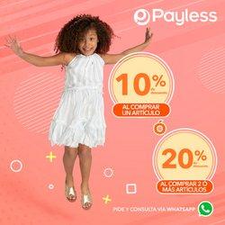 Ofertas de Payless en el catálogo de Payless ( Vencido)