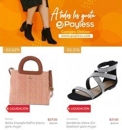 Catálogo Payless ( 10 días más)