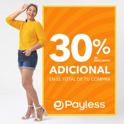 Catálogo Payless ( 2 días más)