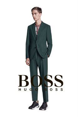 Ofertas de Hugo Boss  en el folleto de Quito