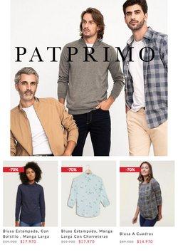 Ofertas de Pat Primo en el catálogo de Pat Primo ( 10 días más)