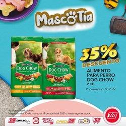 Ofertas de Supermercados en el catálogo de Tia en Quito ( 2 días más )