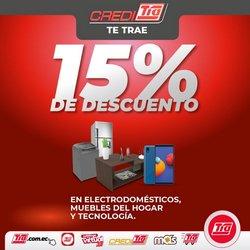 Ofertas de Supermercados en el catálogo de Tia ( 3 días más )