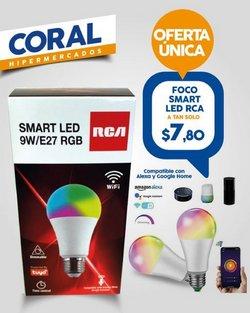 Ofertas de Supermercados en el catálogo de Coral Hipermercados en Quito ( 4 días más )