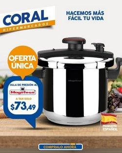 Ofertas de Supermercados en el catálogo de Coral Hipermercados ( Publicado hoy )