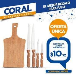 Ofertas de Supermercados en el catálogo de Coral Hipermercados ( Vence mañana)