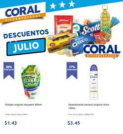 Ofertas de Coral Hipermercados en el catálogo de Coral Hipermercados ( Vence hoy)