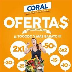 Ofertas de Coral Hipermercados en el catálogo de Coral Hipermercados ( 2 días más)