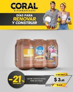Ofertas de Supermercados en el catálogo de Coral Hipermercados ( Vence hoy)