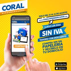 Cupón Coral Hipermercados en Cuenca ( 3 días más )