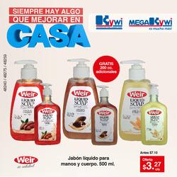 Ofertas de Mega Kywi  en el folleto de Quito