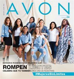 Catálogo AVON ( 5 días más )