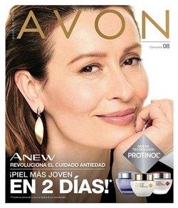 Catálogo AVON ( 3 días más )