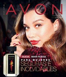 Ofertas de Belleza en el catálogo de AVON ( 9 días más)