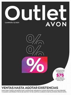 Ofertas de AVON en el catálogo de AVON ( 22 días más)