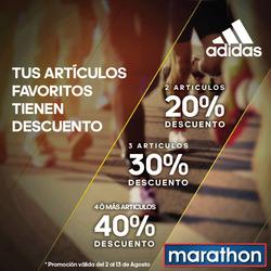 Ofertas de Adidas  en el folleto de Manta