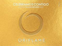 Catálogo Oriflame ( Publicado ayer )