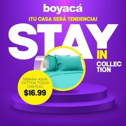 Catálogo Boyacá ( 6 días más)