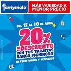 Catálogo Ferrisariato en Guayaquil ( 2 días más )