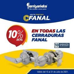 Catálogo Ferrisariato ( Vence hoy)