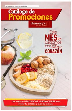 Ofertas de Pharmacy's  en el folleto de Quito