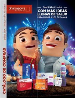 Ofertas de Salud y Farmacias en el catálogo de Pharmacy's en Palenque ( 16 días más )