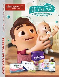 Ofertas de Salud y Farmacias en el catálogo de Pharmacy's ( 6 días más)