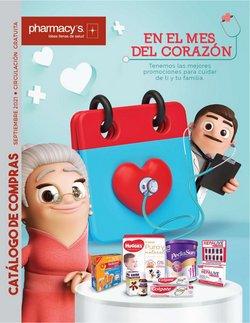 Catálogo Pharmacy's ( 6 días más)