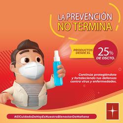 Cupón Pharmacy's en Puebloviejo ( 16 días más )