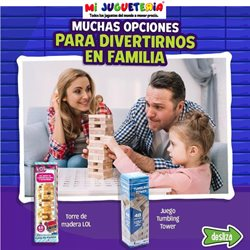 Ofertas de Juguetes, Niños y Bebés en el catálogo de Mi Juguetería en Salitre Canton ( 8 días más )