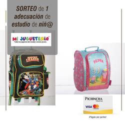 Ofertas de Niños, juguetes y bebés  en el folleto de Mi Juguetería en Quito