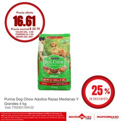Ofertas de Supermercados en el catálogo de Megamaxi en El Triunfo ( Caduca mañana )