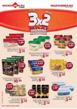 Ofertas de Supermercados en el catálogo de Megamaxi en Quito ( 17 días más )