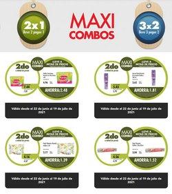 Ofertas de Megamaxi en el catálogo de Megamaxi ( 25 días más)
