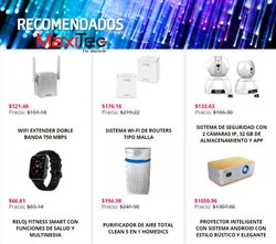 Catálogo MaxiTec ( 2 días más )