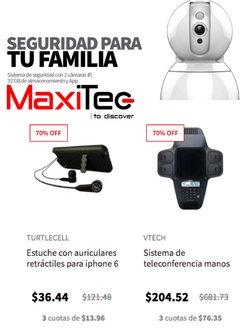 Catálogo MaxiTec ( Vence mañana)