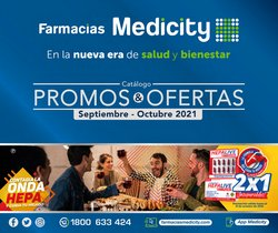 Catálogo Farmacias Medicity ( 5 días más)