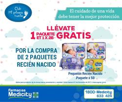 Ofertas de Farmacias Medicity  en el folleto de Quito