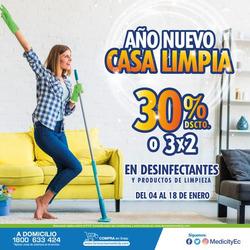 Cupón Farmacias Medicity en Puebloviejo ( 3 días más )