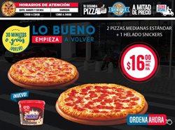 Catálogo Domino's Pizza ( Caducado )
