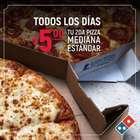 Catálogo Domino's Pizza ( 21 días más )