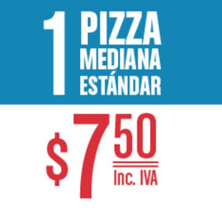 Ofertas de Domino's Pizza  en el folleto de Quito