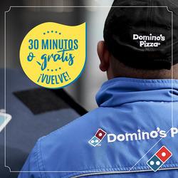 Cupón Domino's Pizza en Manta ( 15 días más )