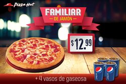 Ofertas de Pizza Hut  en el folleto de Guayaquil